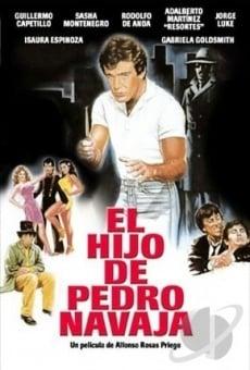El hijo de Pedro Navaja online gratis