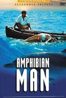 Ver película El hombre anfibio