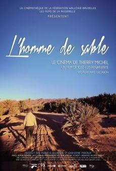 Ver película El hombre de arena, el cine de Thierry Michel