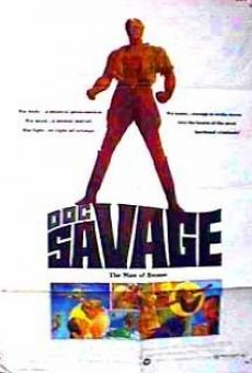 Doc Savage... The Man of Bronze on-line gratuito