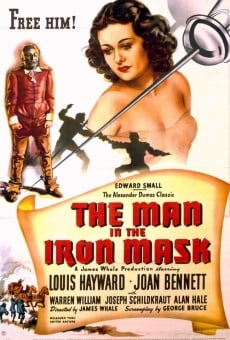 The Man in the Iron Mask on-line gratuito