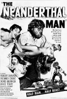 Ver película El hombre de Neandertal