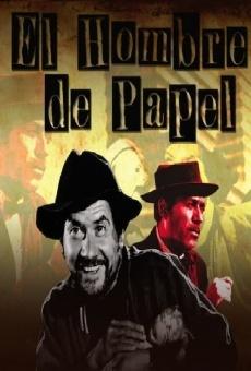 Ver película El hombre de papel