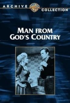 Man from God's Country on-line gratuito