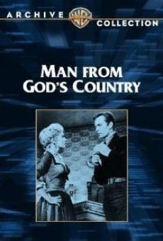 Ver película El hombre del país de Dios