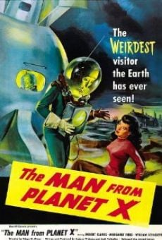 Ver película El hombre del planeta X