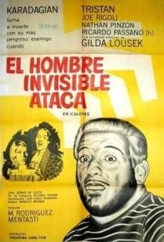 Ver película El hombre invisible ataca