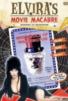 Ver película El hombre lobo de Washington