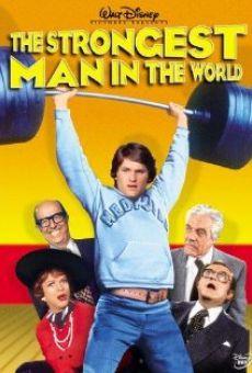 Ver película El hombre más fuerte del mundo