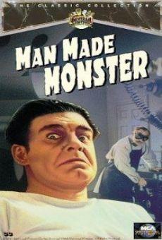 Ver película El hombre que fabricaba monstruos
