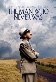 Ver película El hombre que nunca existió