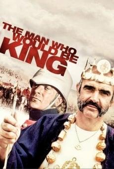 Ver película El hombre que pudo reinar