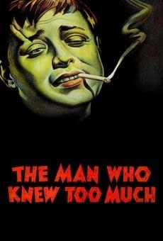 Ver película El hombre que sabía demasiado