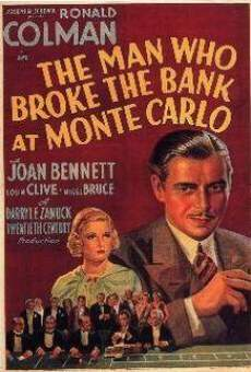 Ver película El hombre que saltó la banca en Montecarlo