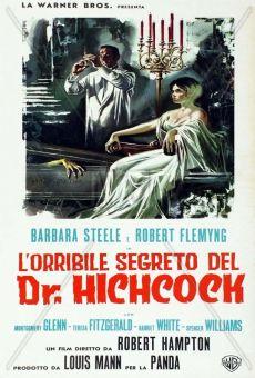 Ver película El horrible secreto del doctor Hichcock