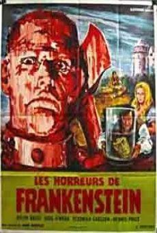 Ver película El horror de Frankenstein