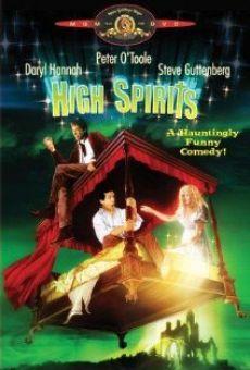 Ver película El hotel de los fantasmas