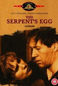 Ver película El huevo de la serpiente