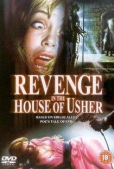 Ver película El hundimiento de la casa Usher