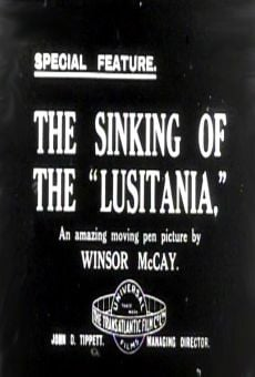 The Sinking of the Lusitania gratis