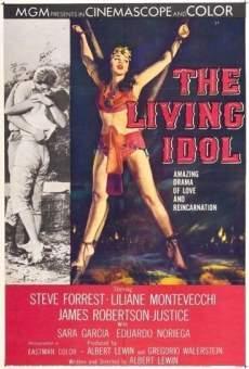 Ver película El ídolo viviente