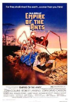Ver película El imperio de las hormigas