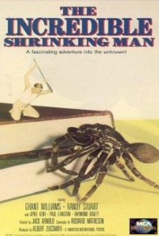 The Incredible Shrinking Man on-line gratuito