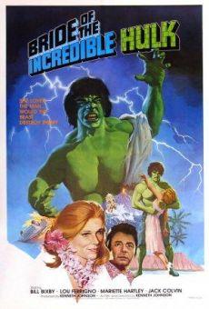 El increíble Hulk: Casado online