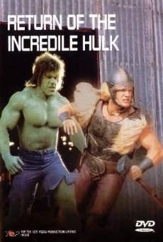 El increíble Hulk: Muerte en la familia online