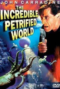 Ver película El increíble mundo petrificado