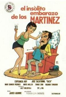 Ver película El insólito embarazo de los Martínez