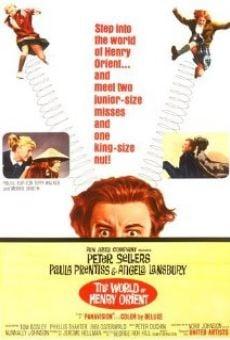 Ver película El irresistible Henry Orient