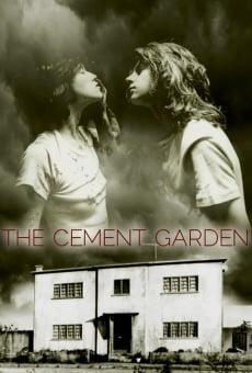 Ver película El jardín de cemento
