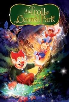 Un Troll à Central Park