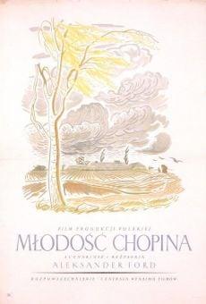 Ver película El joven Chopin