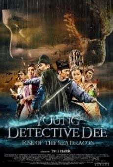 El joven detective Dee. El poder del dragón marino