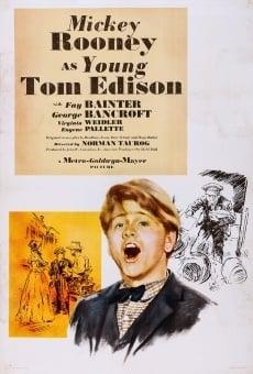 Ver película El joven Edison