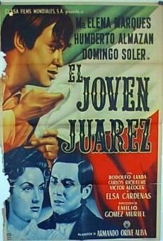 Ver película El joven Juárez