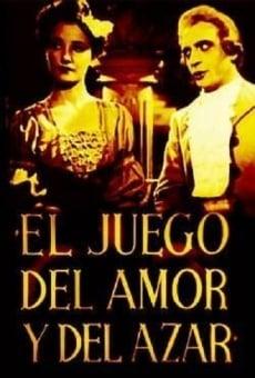 Ver película El juego del amor y del azar