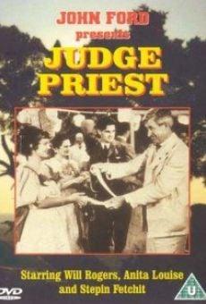 Ver película El juez Priest