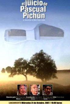 Ver película El Juicio de Pascual Pichún