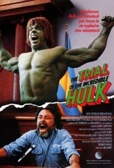The Trial of the Incredible Hulk on-line gratuito