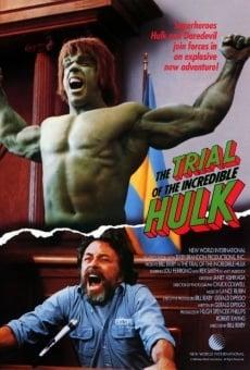 El juicio del increíble Hulk online