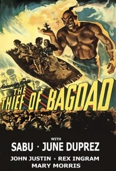 Ver película El ladrón de Bagdad