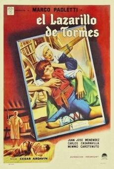 Ver película El Lazarillo de Tormes