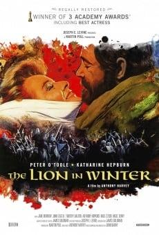 El león en invierno online