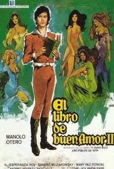 El libro de buen amor II on-line gratuito