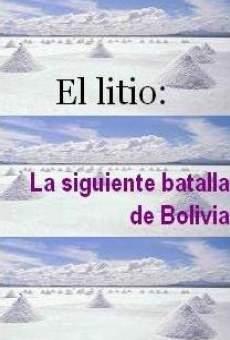 Ver película El litio: La siguiente batalla de Bolivia