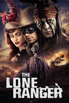 The Lone Ranger, le justicier masqué