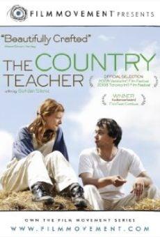 Ver película El maestro rural